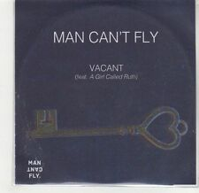 (GF746) Man Can't Fly, Vacant - 2014 DJ CD