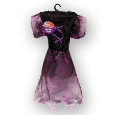 helloweenkostüm sorcière costume déguisement halloween tutu robe 86-98 NEUF