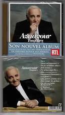 """CHARLES AZNAVOUR """"Aznavour Toujours"""" (CD) 2011 NEUF"""