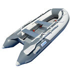 BRIS 9.8 ft Inflatable Boat Inflatable Dinghy Boat Yacht Tender Fishing Raft GW