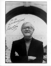 ROBERT WISE: Oscar-Winning Director: Photo Autographed