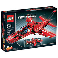 LEGO® Technic 9394 Düsenflugzeug NEU OVP_JET NEW MISB NRFB