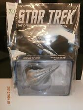 STAR TREK STARSHIPS FIGURE COLLECTION #70 Voth City Ship EAGLEMOSS
