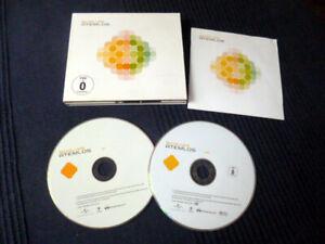 CD + DVD Schiller - Atemlos 2010 Midge Ure Jaki Liebezeit Lenka Trance Chillout