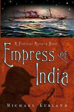 The Empress of India: A Professor Moriarty Novel (Professor Moriarty-ExLibrary