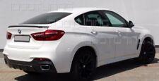 BMW X6 F16 Heckspoiler Spoiler X6 M Optik Tuning Performance