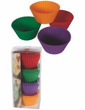 12 x Muffin-Förmchen Muffinform Back-Förmchen Silikon »Cup Cake« Kuchen 12er Set