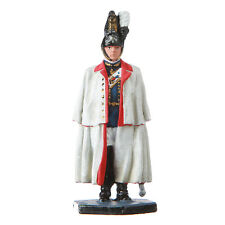 Tin Toy Soldier Vatican Swiss Guard Officer figurine 54mm hand painted #14.23