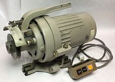 Consolidated Sewing Machine 7t1l3362 Ps 6 Clutch Motor T58213