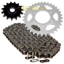 Drive Chain & Sprockets Kit for Kawasaki KZ1000A KZ1000B KZ1000D KZ1000G