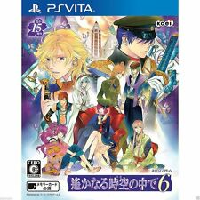 Harukanaru Toki no Naka de 6 PS Vita SONY JAPANESE NEW JAPANZON