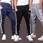 Men Skinny Harem Jogger Sweat Pants Sports Training Trousers Slim Hip Hop Slacks