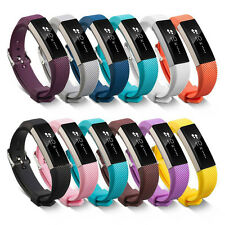 Replacement Wristband Bracelet Strap Wrist Band for Fitbit Alta & Alta HR Buckle