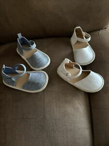 18 month girl shoe size