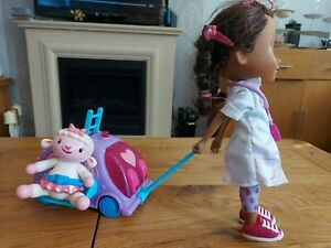 Doc Mcstuffins Walking Electronic Moving Toy Sounds