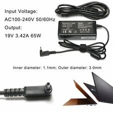 19V 3.42A 65W  AC Adapter Charger Power Cord for Acer Chromebook  Acer laptop