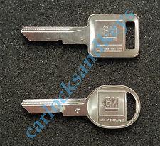 1970, 1974, 1978 GM Pontiac Grand Prix Key blanks