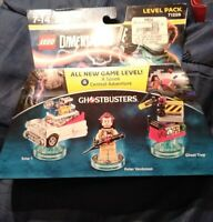 NEW LEGO Dimensions Ghostbusters Level Pack 71228 BRAND NEW UNSEALED