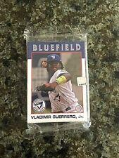 2016 Bluefield Blue Jays/ Vladimir Guerrero Jr. (First Card)