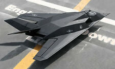 SkyFlight RC LX 39.4in F117 Nighthawk KIT Model Plane 64MM EDF W/O ESC Motor