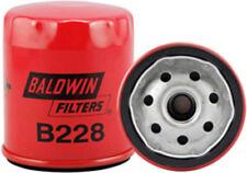 Baldwin B228 Oil Filter