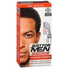 JUST FOR MEN AutoStop Formula Hair Color Jet Black A-60 - 1 EA