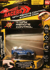 RC Pocket Racers Remote Controlled Micro Race Car - BULLET