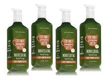 4 Bath & Body Works Coconut Pumpkin Latte Pumpkin Butter Nourishing Hand Soap