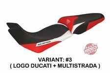 Ducati Multistrada 2012 - 2014 Tappezzeria Italia #3 Seat cover Anti slip Design