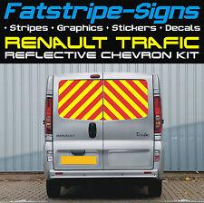 Renault Trafic Reflectante Galones Kit Swb MWB Lwb van gráficos pegatinas
