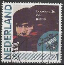 Persoonlijke zegel gestempeld - Boudewijn de Groot (056)