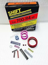 700R4 Transmission Superior Shift Correction Package 1982-1993 for GM