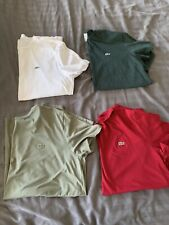 mens lacoste t shirt large