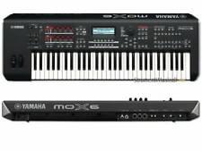 Yamaha Mox6 61-key Music Production Workstation Synthesizer New