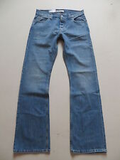 Levi's ® 512 Bootcut Jeans Hose, W 33 / 36, NEU ! Faded wash Denim, Extra Lang !