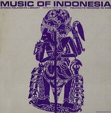 Various Artists - Music of Indonesia / Various [New CD]