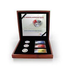 """Buitenkans!:Nederland 2014 3 x 5 Euro """"Nederlandsche Bank"""" Kleurset  Kleurenset"""