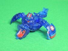 Bakugan Coredem Clear blue Aquos 740G Translucent BakuSpin S3 Gundalian Invaders