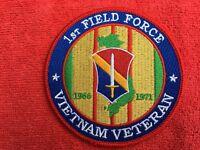 1ST FIELD FORCE VIETNAM PATCH