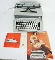 Vintage Hermes Media 3 Typewriter 7093893