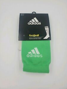 Adidas Soccer Socks Over Calf, Men's Shoe Size 5-6.5, S, Green, Football L6 M
