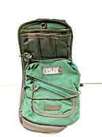 Camel Pack Mule Black and Green Hydration Backpack - No Bladder