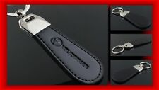 VW Volkswagen Leather Key Ring with Gift Pouch for Him/Her/Husband/Wife/Friend