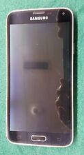 BROKEN AS IS FOR REPAIR Samsung Galaxy S5 SM-S903VL 16GB Straight Talk GOOD ESN