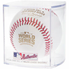 Rawlings 2016 World Series Official MLB Game Baseball Chicago Cubs - Cubed