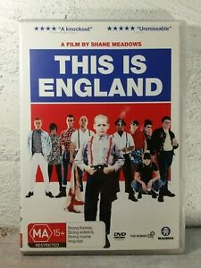 1980s SKINHEAD MOVIE - THIS IS ENGLAND DVD - 2 DISC Reg 4 Aust AWARD WINNING