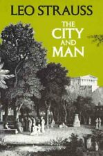 City and Man, Paperback by Strauss, Leo, Like New Used, Free shipping