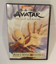 Avatar: The Last Airbender - Book 1: Water - Vol. 1 - DVD Moive