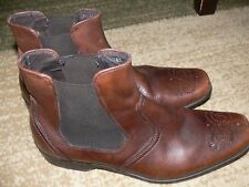 Men's Kenneth Cole Reaction Boots, Brown, 7.5