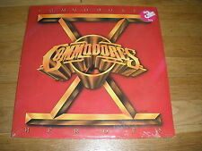 COMMODORES heroes LP Record - Sealed